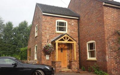 Oak View Cinder Lane Nantwich
